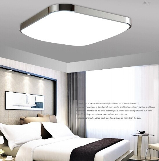49% OFF 2015new year LED Apple Ceiling lights 41W 53X53CM kitchen light home lighting room light modern livingroom Free Shipping(China (Mainland))