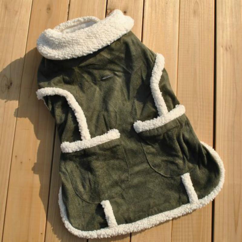 High Quality Fashion Dog Clothes Puppy Chihuahua Pets Clothing ropa para perros Dog Vest Coat Jacket(China (Mainland))