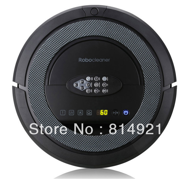 Great christmas gifts,TOPGrade  Multifunctional Robot vacuum cleaner ,nontouch chargebase ,patent Sonic wall Free shipping<br><br>Aliexpress