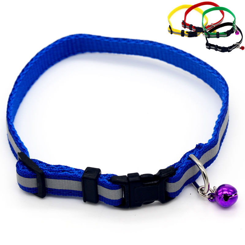 High Quality Nylon Dog Collar Perro Puppy Collar P...