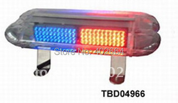 LED Mini Lightbar TBD04166+12V or 24V DC+Cigarette plug with power and mode switch