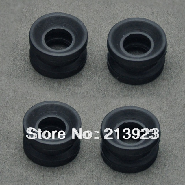 4PCS Torque tube bearing holder For ALIGN T-REX H60124 550E 600ESP Rc Helicopter Radio  control  heli toys 6ch F112