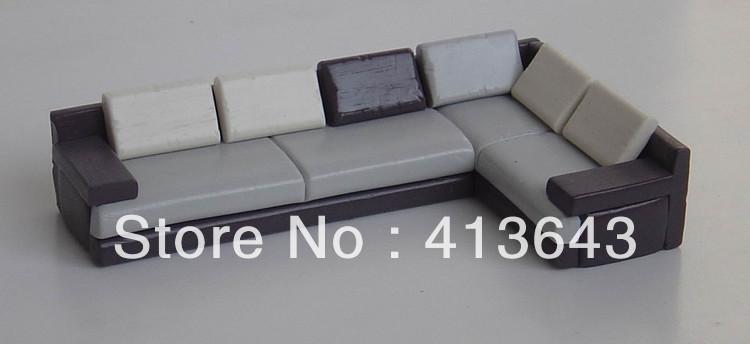 6pc 1 25 Scale Model Mini Sofa Layout Dolls House Train: scale model furniture