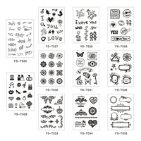 Alphabet Transparent Silicone Clear Rubber Stamp Sheet Cling Scrapbooking DIY #25-35