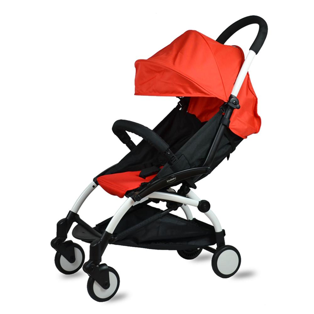 5 Gifts Ultra Light Folding Baby Carriage Portable Baby Stroller Umbrella Cart Travel Pram Pushchair For Newborn Toddler Buggy<br><br>Aliexpress