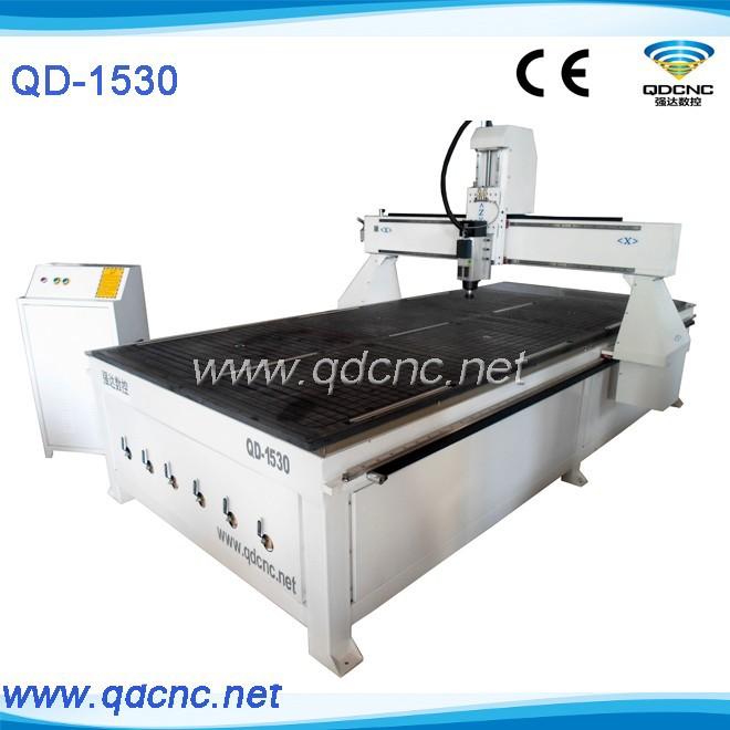 Qd alucobond wave board processing screen