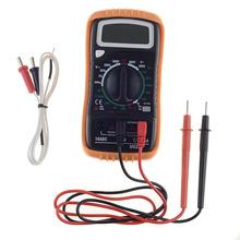 Buy Multifunction Digital Multimeter Temperature Tester Ammeters Voltmeter Ohmmeter Electrical Diagnostic Tool for $9.15 in AliExpress store