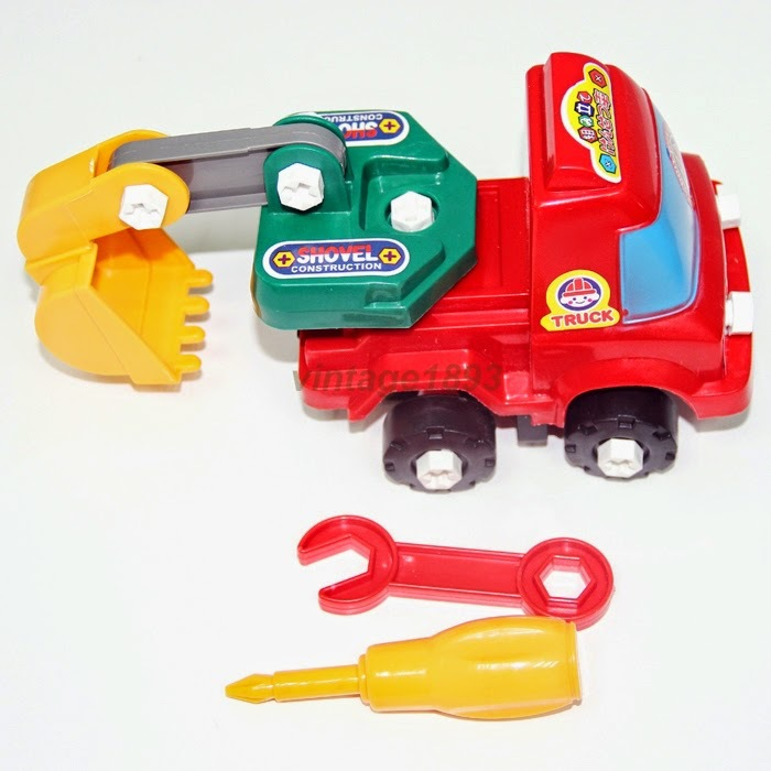 Brain Development Toys : New arrival assembly vehicle educational toys