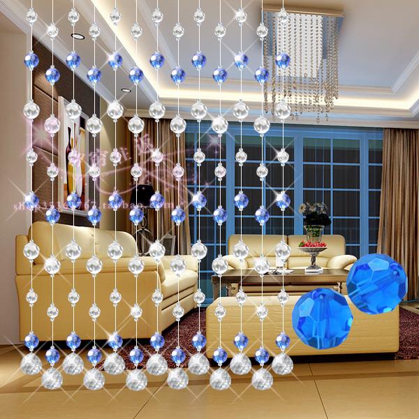 Online get cheap luce blu tende della cucina  aliexpress.com ...