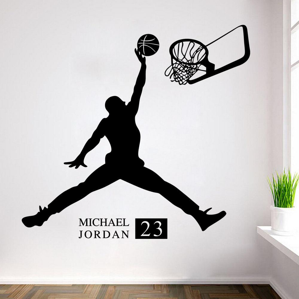 D coration chambre de basket ball achetez des lots petit - Posters grandes para pared ...