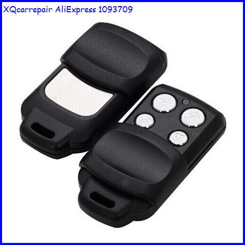 XQCarRepair Car Alarm Remote Control 4 button gate door garage door remote opener copier AK047(China (Mainland))