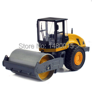 Free shipping!road roller model,roller model, road leveling machine model; pavement roller!Engineering machinery!made of alloy!(China (Mainland))