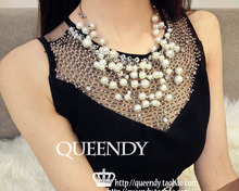 Buy Fashion Party multilayer pearl necklace Accessories High-end Multilayer Beads Chain Women Simulated Necklace Factory Wholesale for $4.28 in AliExpress store