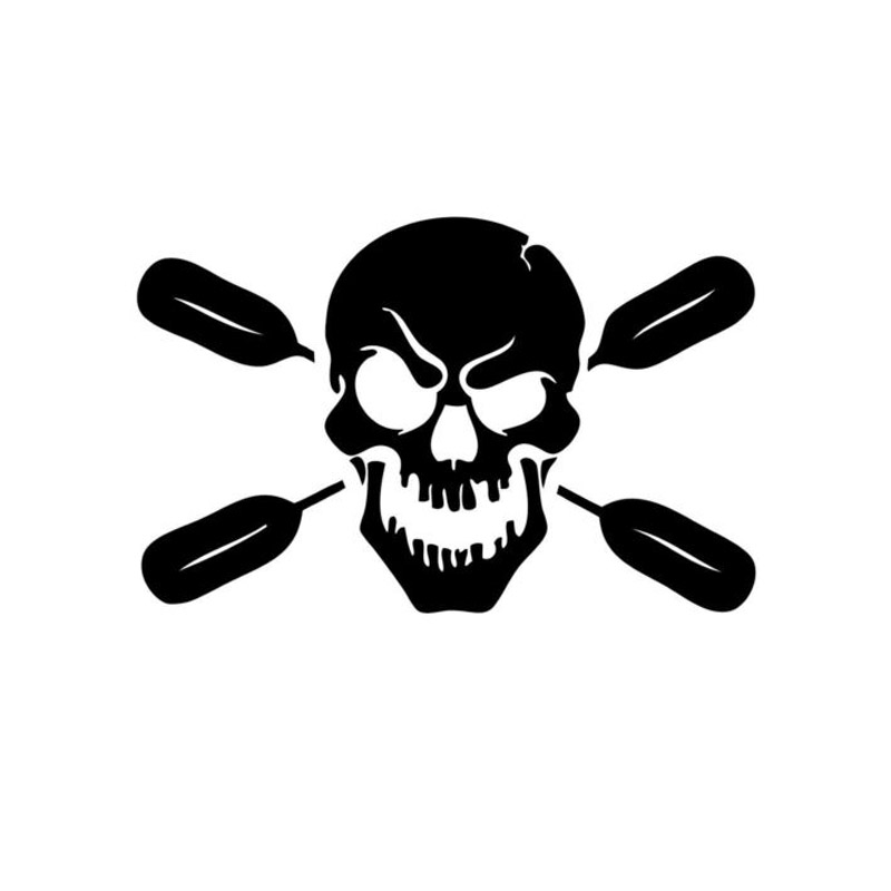 High Quality Skull Sticker In The Car PromotionShop For High - Promotional products stickers and decals
