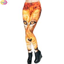 Hot Animal Motifs 3D Print  Leggings Fitness Leggins For Women Pants Women Lxy leggins Tie Dye Fitness Panteggings Space Gala(China (Mainland))