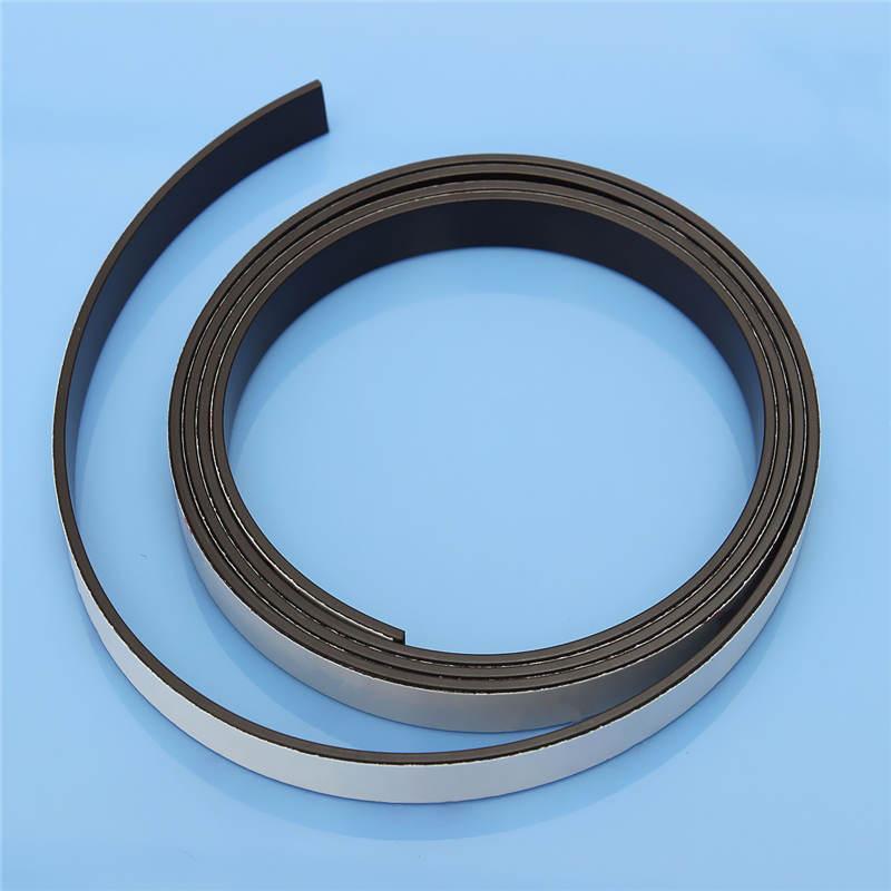 Гаджет  Magnetic stripe strong magnet with tapes 12 x2.0mm Top Quality None Строительство и Недвижимость