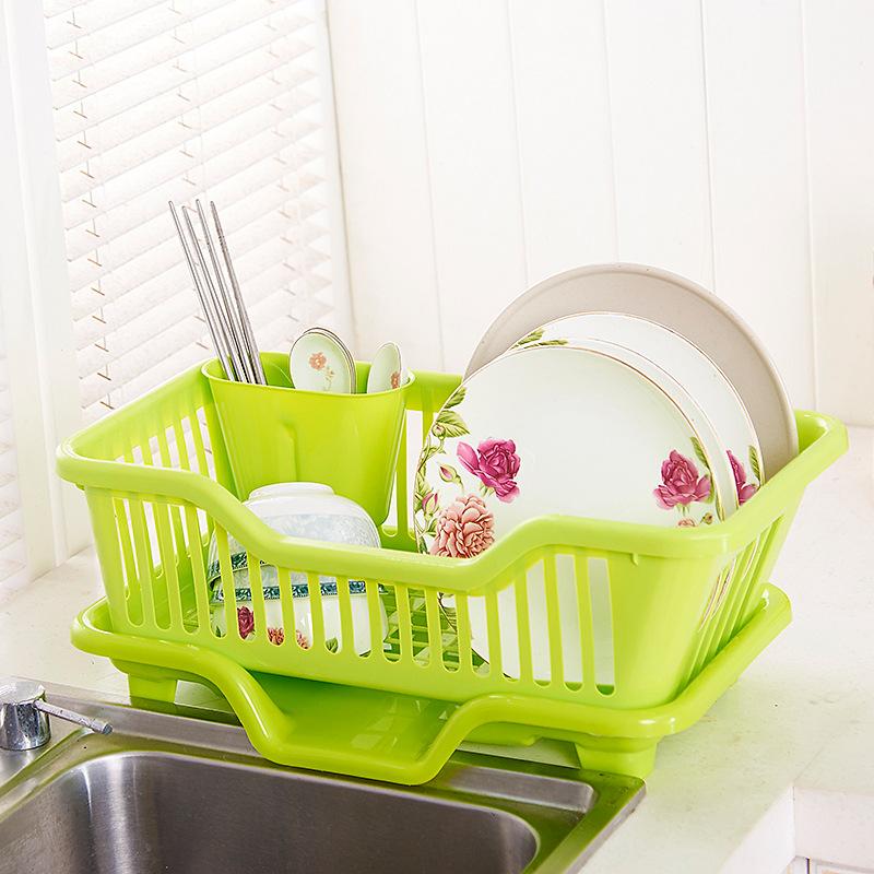 Acquista all 39 ingrosso online colorful cestini di plastica for Piani casa eco friendly
