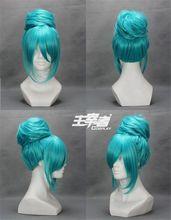 TJ&FY********* Vocaloid Hatsune Miku Project Diva Cinderella Cosplay Costume Anime Wig - jewe store