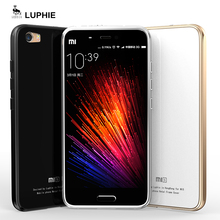 Hybrid Toughened Glass Cover Aluminum Frame Case For Xiaomi5 Mi5 M5 Pro Case Tough Glass Phone Back Shell A6D1