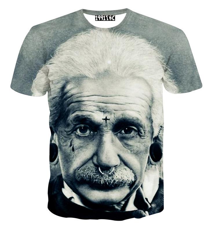 3d Printer t Shirt 3d t Shirt Einstein Kaos