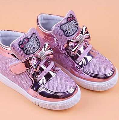 Ninas kids sneakers lights tenis infantil children shoes 2015 autumn girls leisure sports casual shoes 21a<br><br>Aliexpress