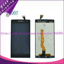 5pcs/lot Original For OPPO R6007 LCD Display+Touch Screen Digitizer Assembly Free Shipping