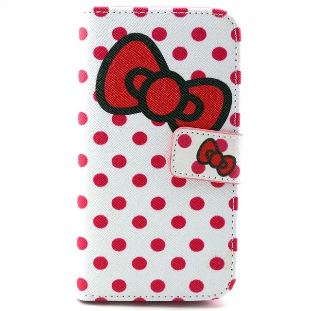 New Patterned Design Stand Leather Wallet Cover for Samsung Galaxy Alpha Leather Cases for Galaxy Alpha