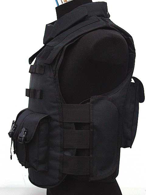 SWAT Airsoft Paintball Tactical Combat Assault Vest BK sports vest<br><br>Aliexpress