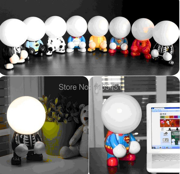 light pocket lamp Picture - More Detailed Picture about NEW Design ...:NEW Design Geek turned LED Rechargeable Lamps table lamp desk light ...,Lighting