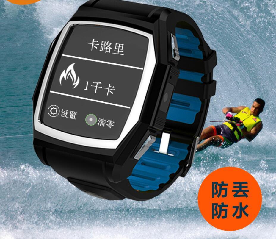 ถูก GFT GT68กลางแจ้งสมาร์ทนาฬิกาที่มีสามการออกแบบที่อยู่สำหรับSOS