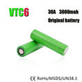 4PCS lot US18650 VTC6 3000MAH 30A lithium li ion rechargeable battery for Sony 18650 VTC6 batteries