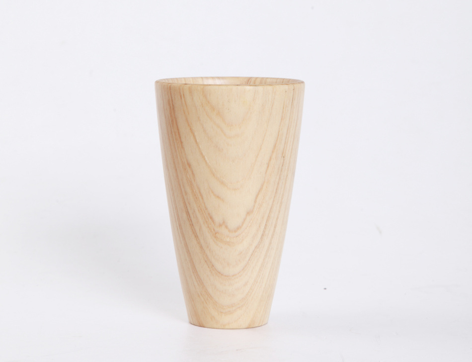 2015 New Drinkware Coffee Mugs Wooden Cup Solid Wood
