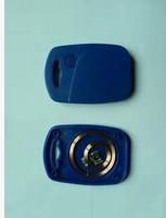 IC+ID UID Rewritable Composite Key Tags Keyfob (125KHZ T5577 RFID+13.56MHZ UID Changeable MF S50 1K NFC )