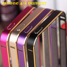 case for Apple iphone 5 5s 2016 New For iphone 5s case Metal Aluminum + Acrylic Phone Case on iPhone 5s Accessories Protective