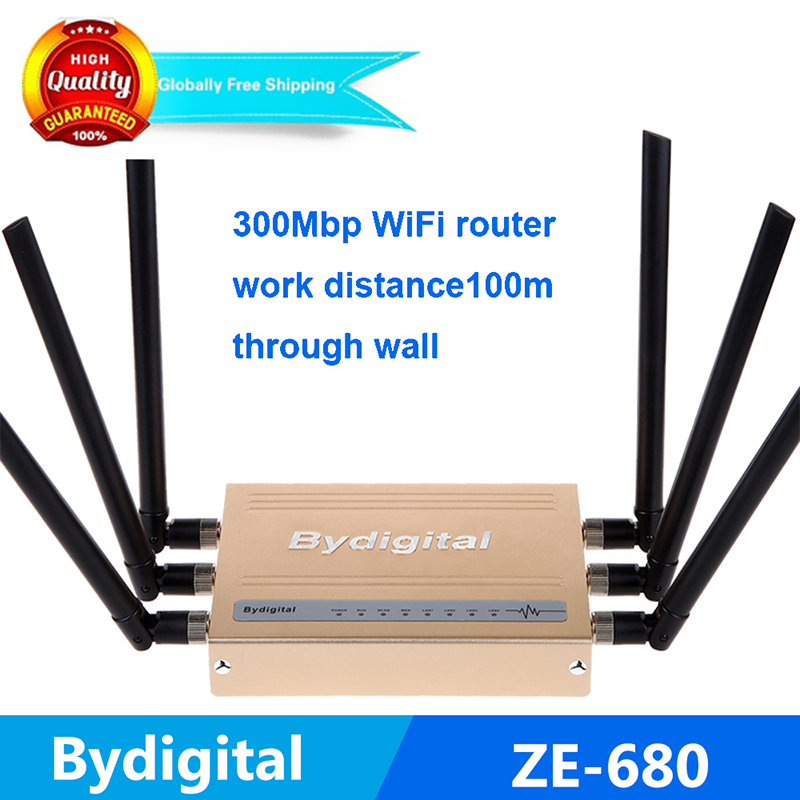 300Mbps high speed 64M Memory 30Dbi high gain 2000mw high power 802.11N / B / G WIFI USB repeater 3g 4g Wireless Router(China (Mainland))