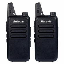 2pcs Mini Walkie Talkie Retevis RT22 2W UHF 400-480MHz 16CH CTCSS/DCS TOT VOX Scan Squelch Two Way Radio Communicator A9121A(China (Mainland))