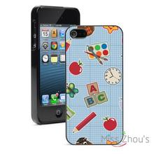 School Teacher Background Protector back skins mobile cellphone cases for iphone 4/4s 5/5s 5c SE 6/6s plus ipod touch 4/5/6