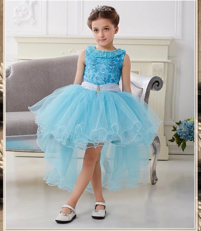 Гаджет  Vestido Cinderela Summer Dresses 2015 for Teens Brand Baby Wear Girls Princess Party Dress 2-11 Year Wear Children