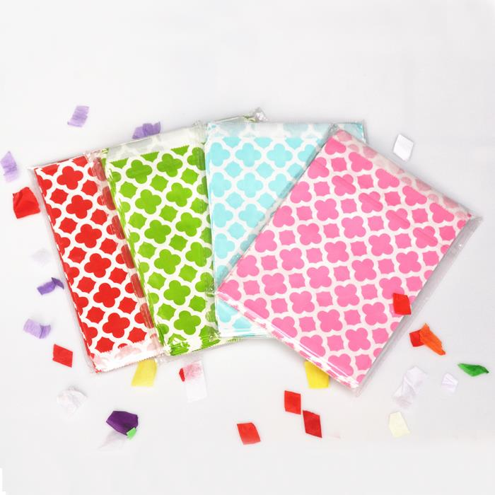 Event Party Supplies 5*7 inch Chevron Porpcorn Candy Kraft Paper Treat Favor Bag Coodie Gift Bags for Decoration 50pcs(China (Mainland))