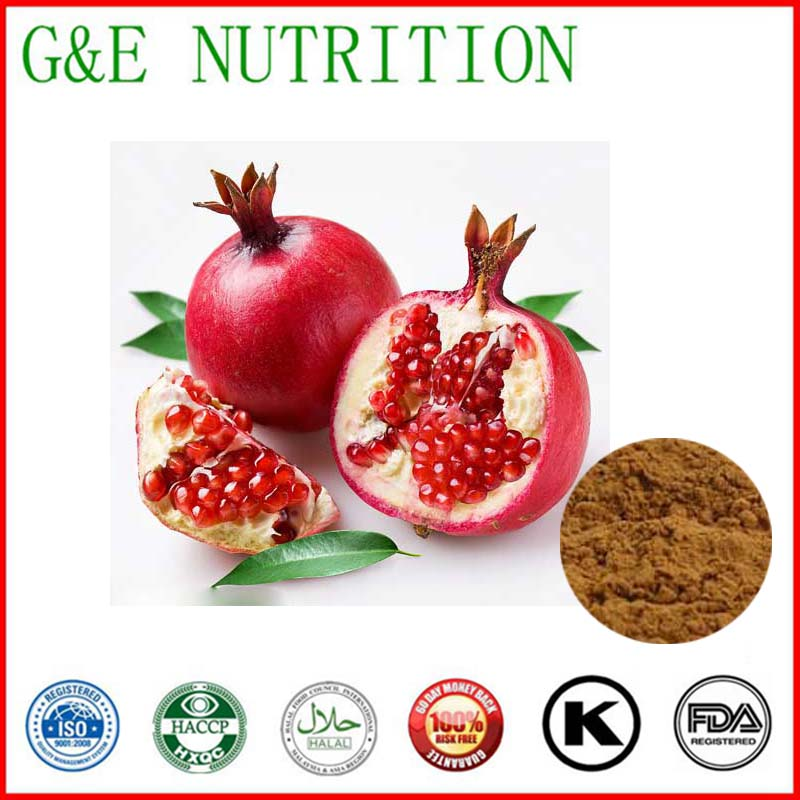 400g Top quality Pomegranate/  Punica granatum Bark Extract with free shipping<br><br>Aliexpress