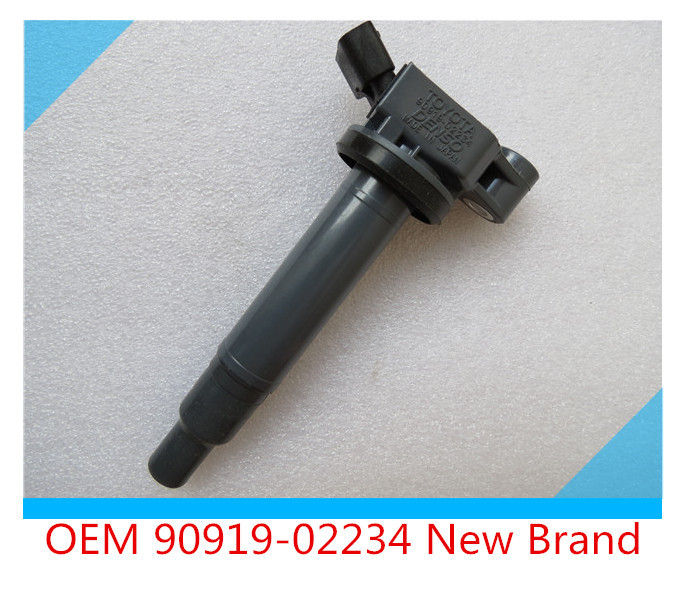 OEM 90919-02234 90080-19016 Auto Ignition Coil For Lexus Toyota Camry Avalon Sienna 3.0L UF267(China (Mainland))
