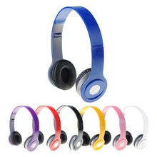 New High Quality Fashion Adjustable Headband Earphone Headphone 3.5mm With Mic For iPod For PC For Cellphone