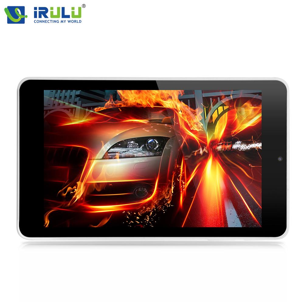 iRULU 7inch X4 Google Tablet PC Quad Core Android 5.1 Lillipop 16GB Bluetooth AllWinner A33 ARM Cortex-A7 1.3GHZ 4000mAh Tablet(China (Mainland))