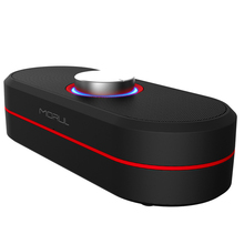 Morul H2 HiFi Bass mini portable wireless Bluetooth speaker set,15 hours with mic,3D stereo surround car pc pill mp3 speaker