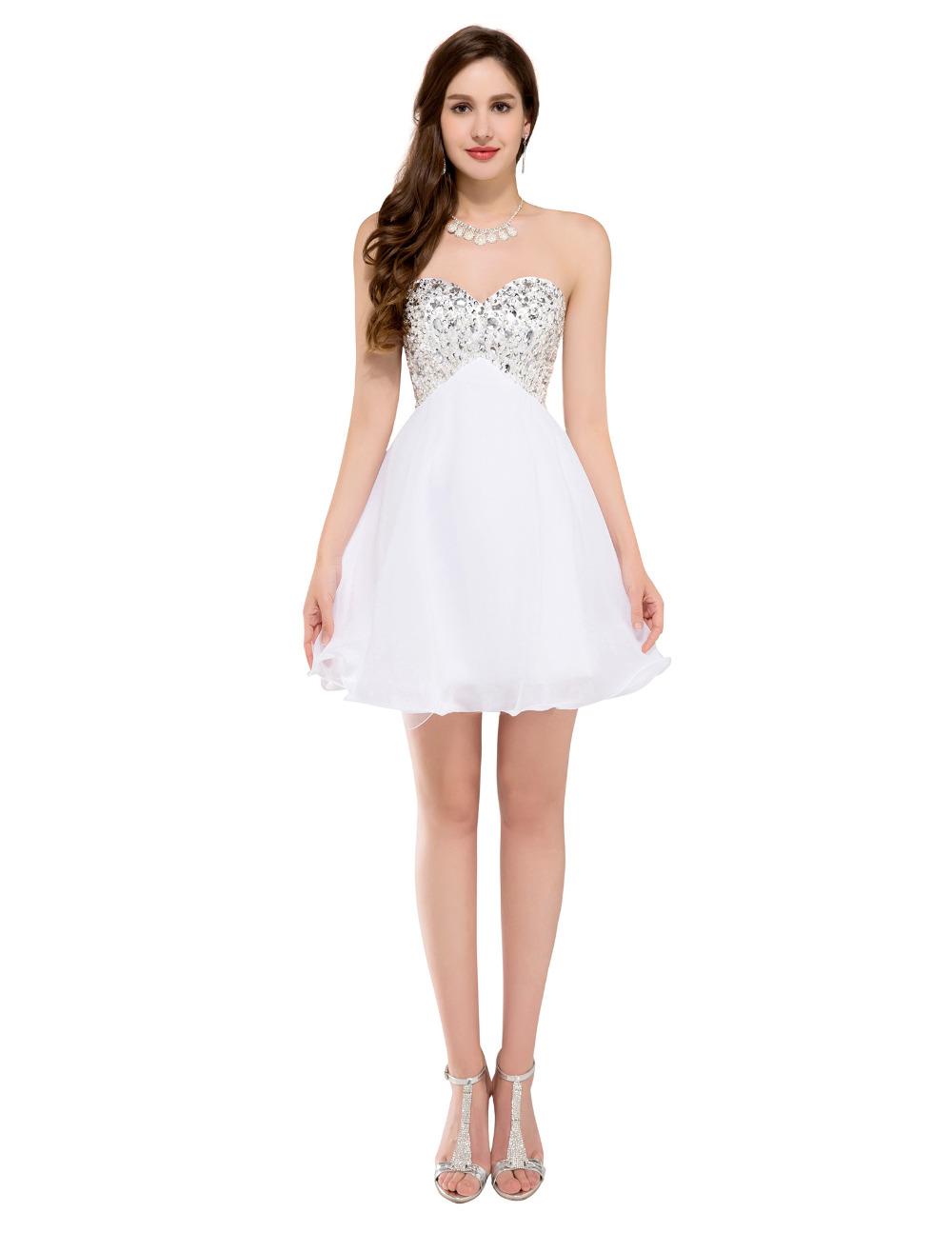 Short Black Prom Dresses Under 100