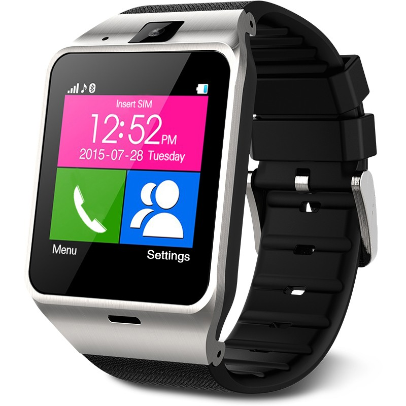 how to connect bt music in aplus smart watch