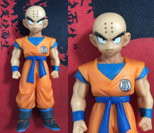 Buy 11cm Japanese anime figure Dragon Ball Z Krillin Action Figure scale painted figure Kuririn Doll PVC ACGN figure Brinquedos ) for $9.98 in AliExpress store