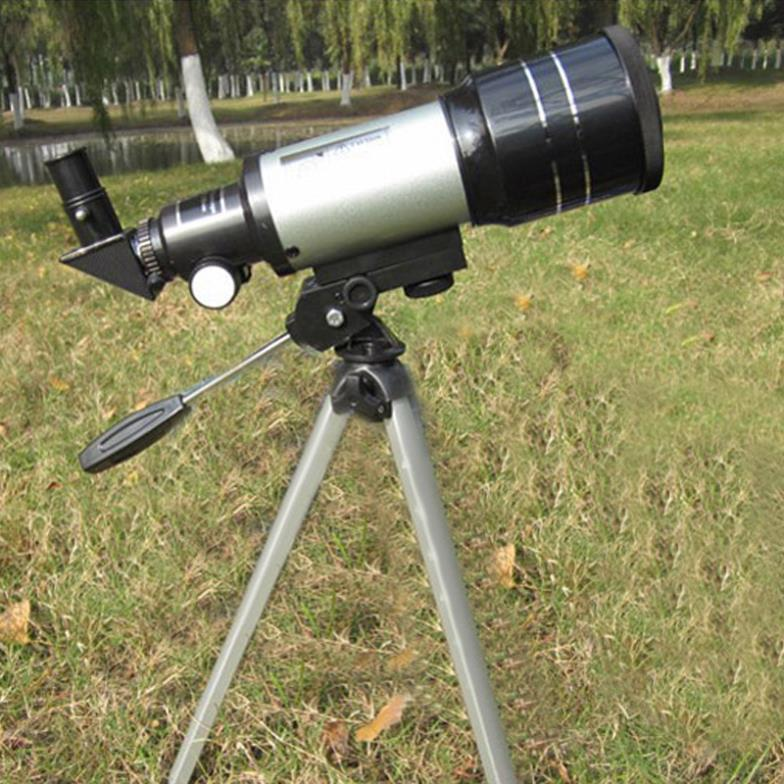 Top Quality 150X Zoom HD Outdoor Monocular Astronomical Telescope With Portable Tripod Spotting Scope #HWF30070(China (Mainland))