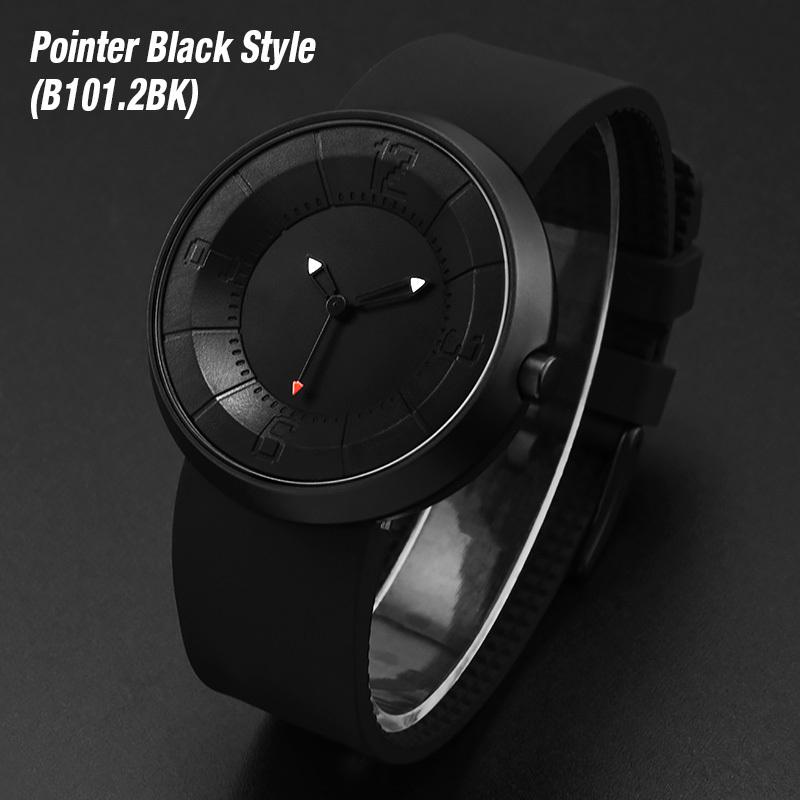 BREAK 2015 futuristic luxury brand men women black waterproof fashion casual military sports quartz watches relogios