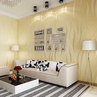 1 Roll 0.53*10 Meter Non-woven Fabrics 3D Wall Murals Wallpaper For Living Room and Bedroom Art Wall Decoration